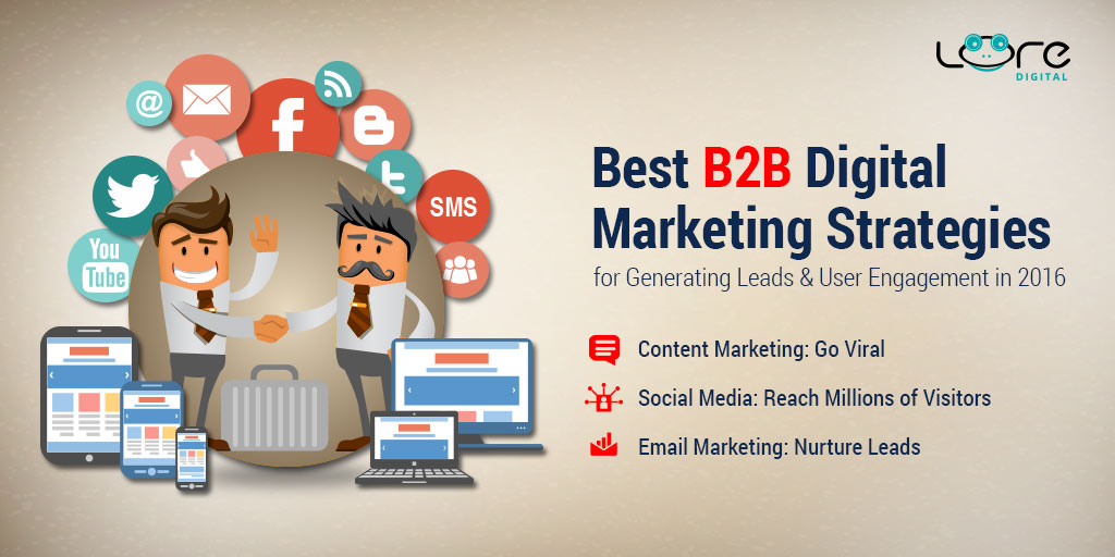 Business To Business Digital Marketing | B2B Marketing Plan
