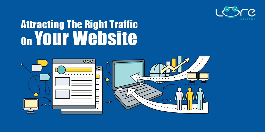 Why Attracting the Right Online Traffic is Important